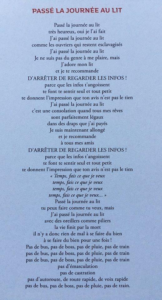 French lyrics of lihs morrissey solo lyricsg stopboris Choice Image