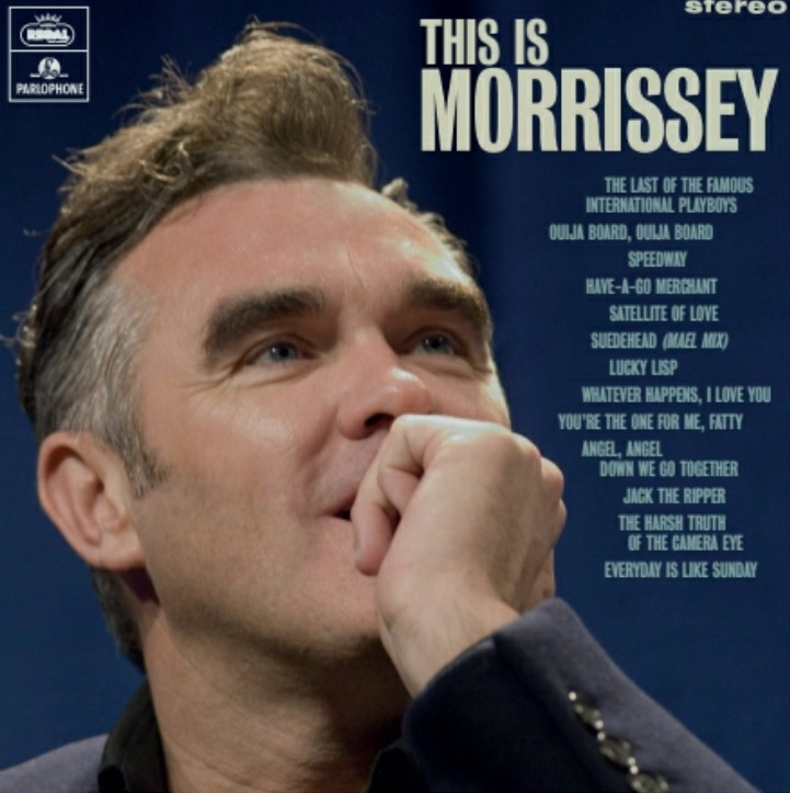 Image result for this is morrissey