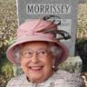 Morrissey's left nut