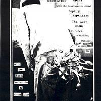 oaklandnight poster