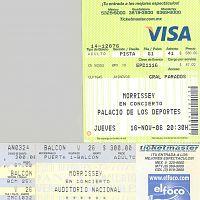 tickets morrissey
