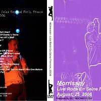 morrissey - live rock en seine festival 2006