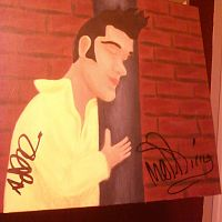 Morrissey Painting