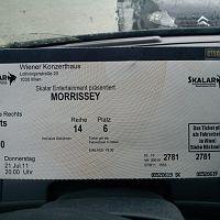vienna lístok