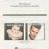 Ad, Viva Hate Centenary, 1997