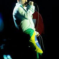 Morrissey in São Paulo, Brazil