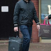 moz spotted shopping at Space NK 9th Nov 2012