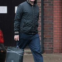moz spotted shopping at Space NY 9th Nov 2012