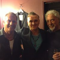 mel gibson and morrissey and tom jones