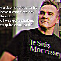 Morrissey & Tea