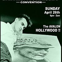 The 2015 L.A. SMITHS/MORRISSEY Convention