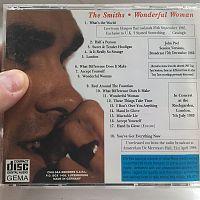 'Wonderful Woman' CD track listing.