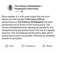 Fillmore_postponed