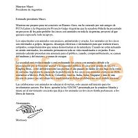 Morrissey_Argentina_letter To Congress And President