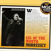 nme gig of the month