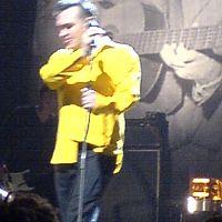 morrissey olympia paris april 2006