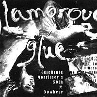 glamorous glue flyer
