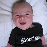 smile morrissey