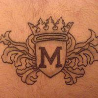 morriseey tatoo