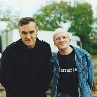 Morrissey & me @ Lyon (France), 2002