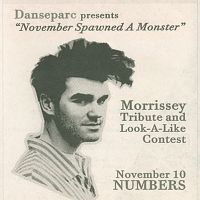 Ad, Morrissey Look-Alike Contest
