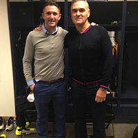 robbie keane and morrissey